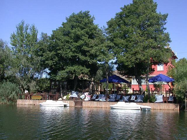 ağva el rio motel dere görüntüsü